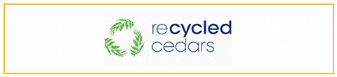 Recycled Cedars