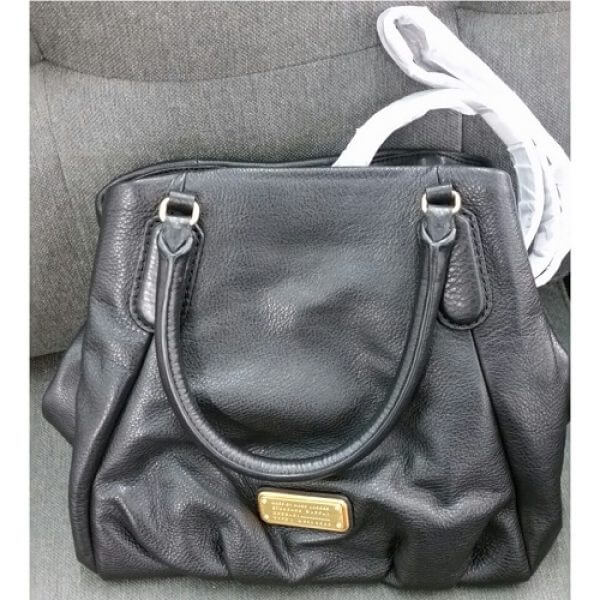 Sac à main noir Marc Jacobs 285,99 $