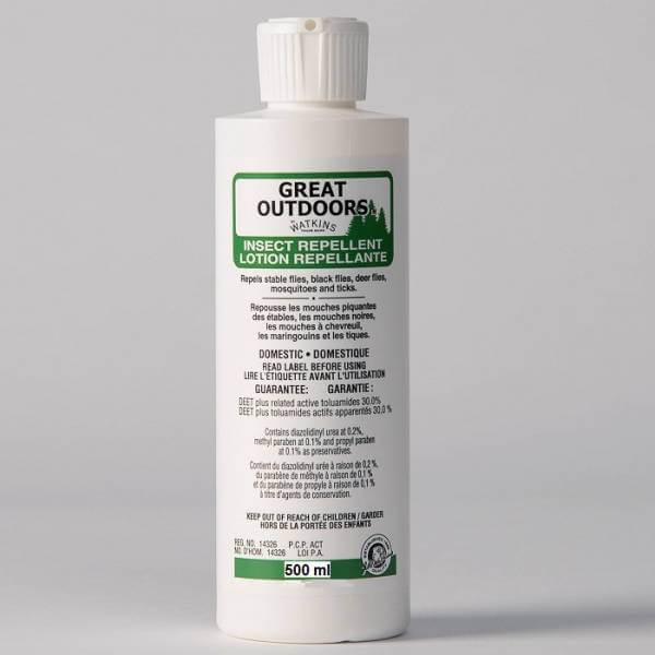 Lotion chasse-moustiques Great Outdoors