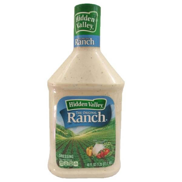 Vinaigrette Ranch 1.18 L. 225501 3,50$