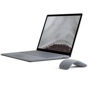 """Microsoft Surface Laptop 2 13.5"""" screen (Intel i5/8GB RAM/256GB SSD) with Arc Mouse"""
